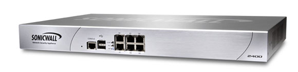 Nsa 2400 Network Security Appliance