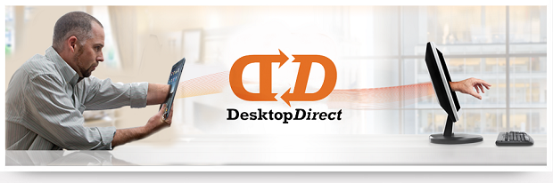 Desktop Direct Banner