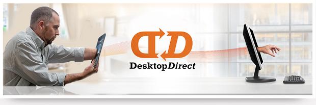 Desktop Direct Banner
